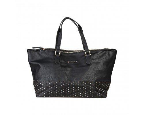 Дамска чанта Sisley модел Black