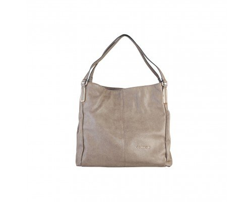 Дамска чанта Sisley модел Berta кафява