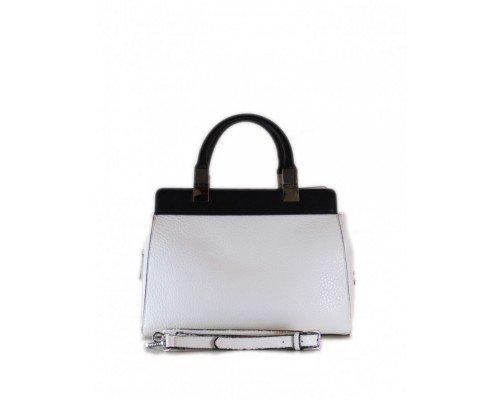 Дамска чанта Tom & Eva бяла