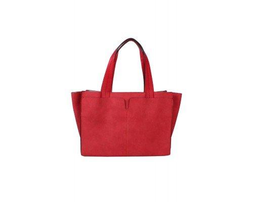Дамска чанта Tom & Eva червена