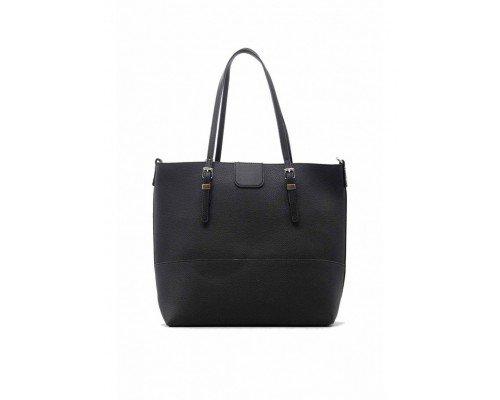 Дамска чанта Tom & Eva две в едно с две дръжки