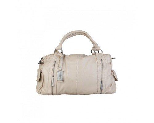 Дамска чанта Torrente модел Bianca бежова