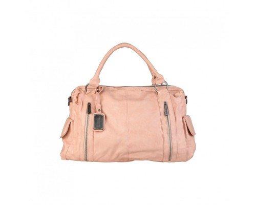 Дамска чанта Torrente модел Bianca розова
