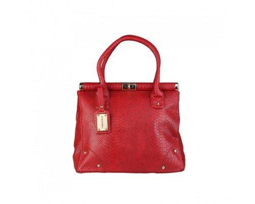 Дамска чанта Torrente с две дръжки бордо