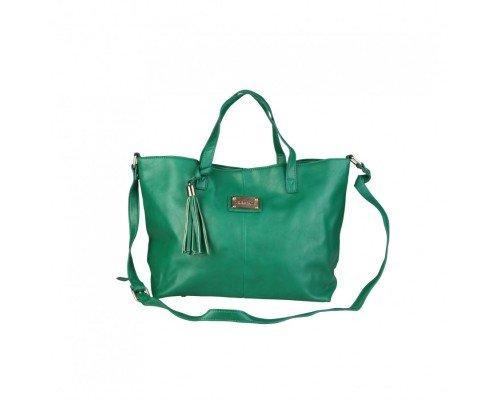 Дамска чанта Torrente зелена