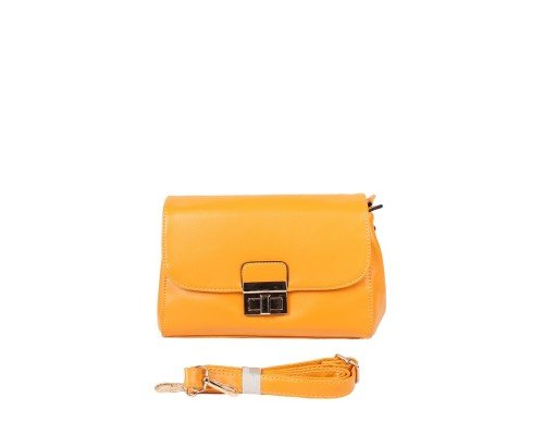 Дамска чанта Winston жълта