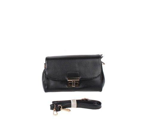 Дамска чанта за рамо  Winston черна